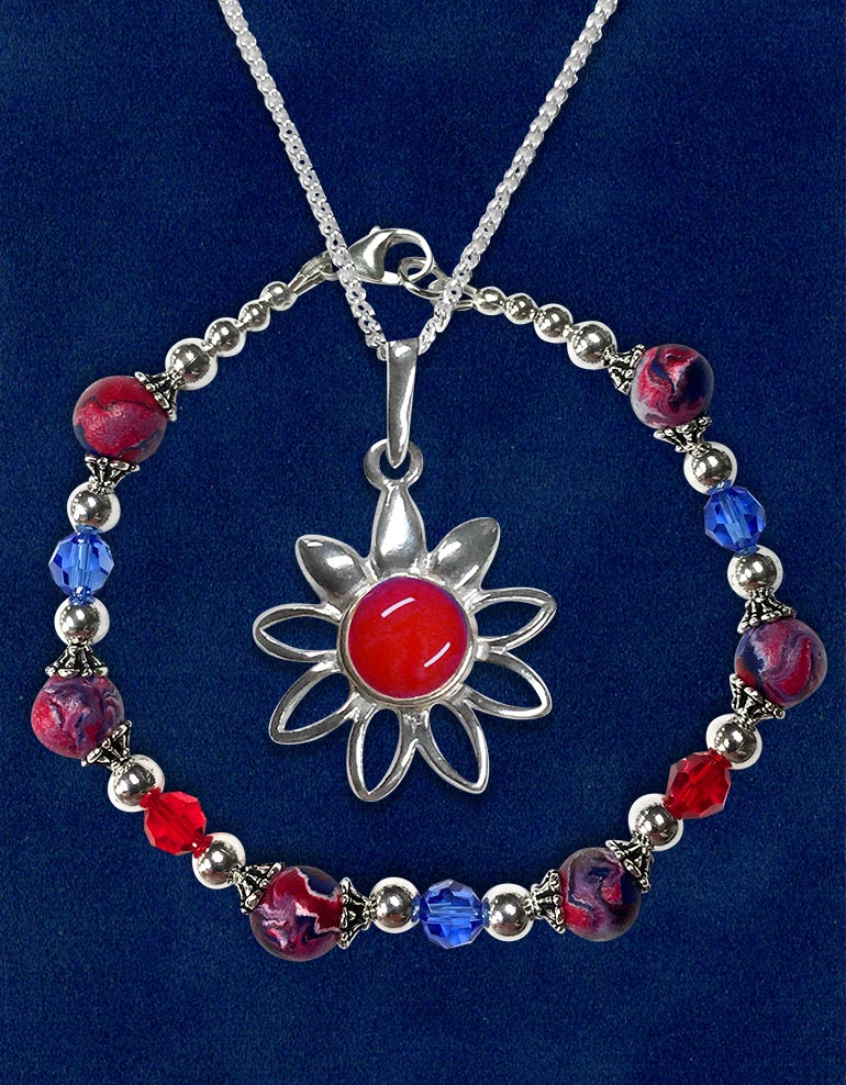 Flower preservation discounts - Buy any piece of Preserved Flower Petal Jewelry and get one 50% OFF!