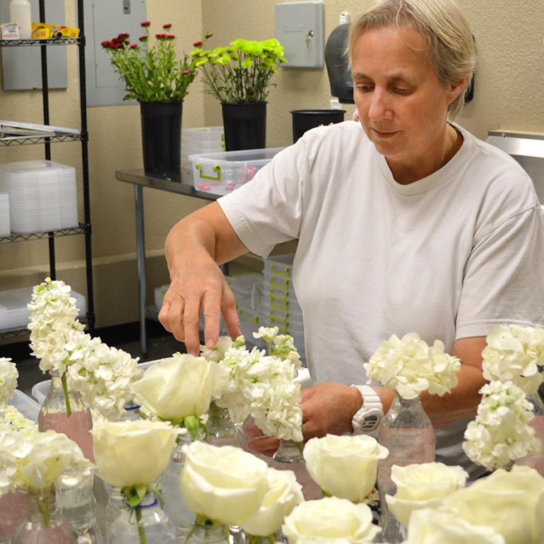 Best Way to Preserve Wedding Bouquets and Funeral Flowers