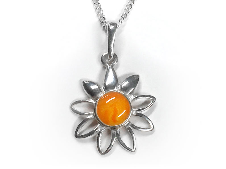 Preserve your flowers into and beautiful, handcrafted flower petal jewelry pendant or necklace.