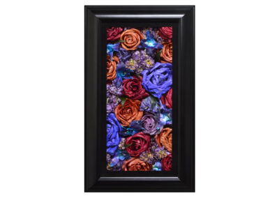 Preserved Flower Shadow Box