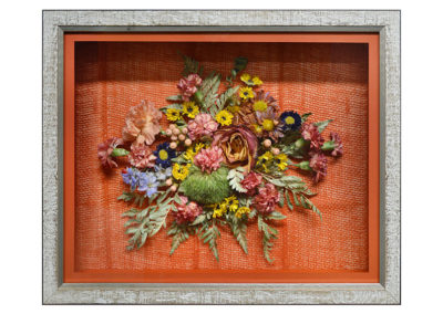 Preserved Flower Arrangement