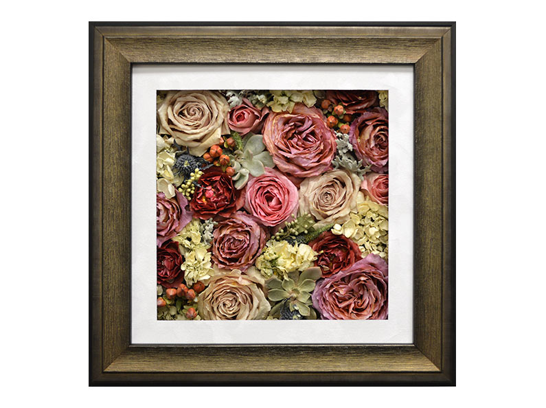 Preserved Flower Shadow Boxes Fantastic Blooms