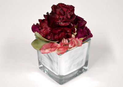 Mini Preserved Flower Vase