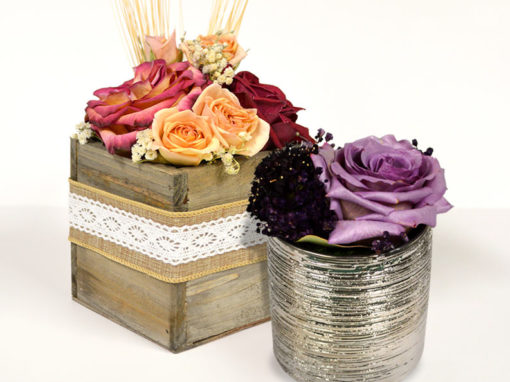 Flower Boxes and Vases