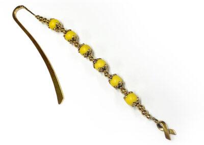 Preserved Flower Petal Bookmark
