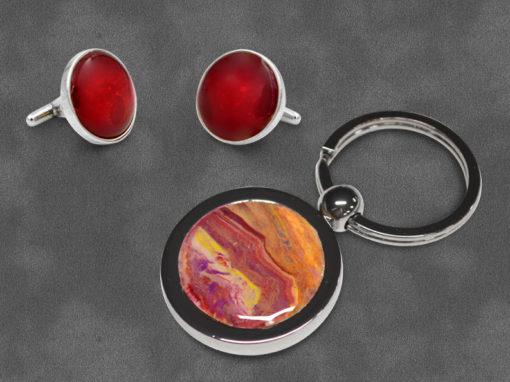 Keychains & Cufflinks