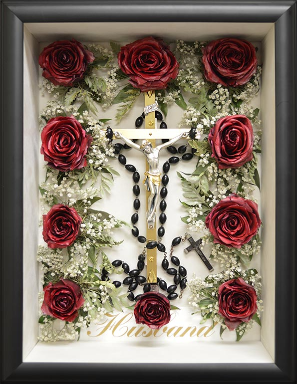 How to preserve roses from a funeral with affordable memorial flower preservation at Fantastic Blooms!